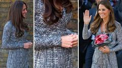 kate middleton royal baby bump watch and a peek into the future